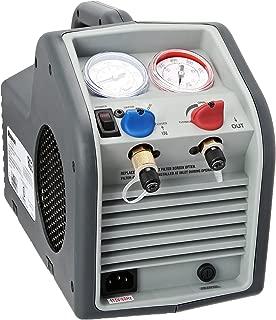 Robinair (RG3) Portable Refrigerant Recovery Machine – 115V, 60Hz, for Both Liquid and Vapor Refrigerant