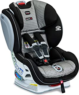 Britax Advocate ClickTight Convertible Car Seat   3 Layer Impact Protection – Rear..