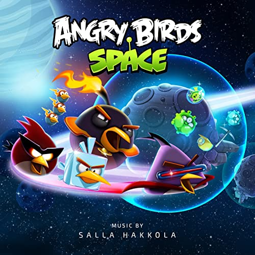 Angry Birds Space Theme By Salla Hakkola On Amazon Music Amazon Com
