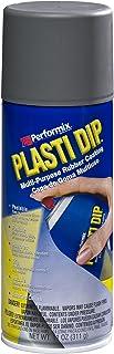 Plasti Dip Performix 11221 Gun Metal Multi-Purpose Rubber Coating Aerosol – 11 oz.