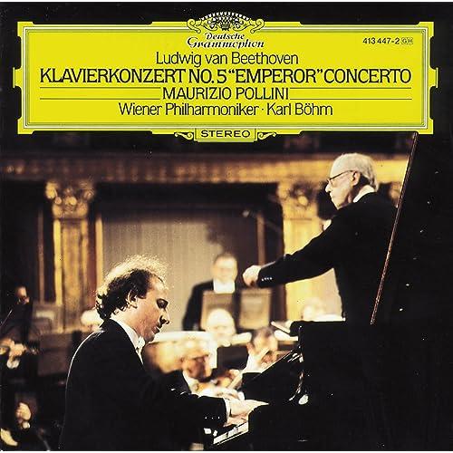 Beethoven: Piano Concerto No.5 (Bolm) di Maurizio Pollini & Wiener Philharmoniker & Karl Böhm su Amazon Music - Amazon.it