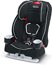 Graco Atlas 65 2 in 1 Harness Booster Seat | Harness Booster and High Back Booster in One, Glacier