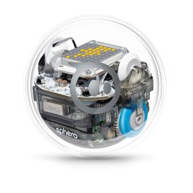 Sphero BOLT | App-Enabled Robotic Ball | STEM Learning and Coding for Kids,  Programmable LED Matrix, Bluetooth Connection, Learn Javascript and  Scratch, Swift Playground Compatible : Amazon.com.au: Toys & Games