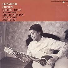 Album cover of Elizabeth Cotten from Smithsonian Folkwats