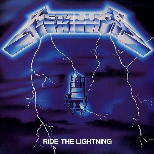 Resultado de imagen de metallica ride the lightning