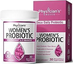 Prebiotics & Probiotics for Women – Clinically Proven ProCran – Organic..