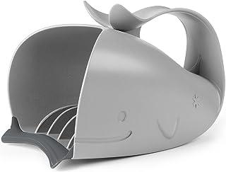 Skip Hop Moby Bath Rinse Cup: Tear-free Waterfall Rinser, Grey