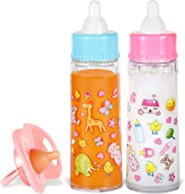 Exquisite Buggy My Sweet Baby Disappearing Magic Bottles – Includes 1 Milk, 1 Juice..