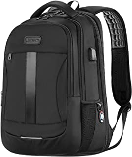 Laptop Backpack, 17-Inch Sosoon Travel Backpack for Laptop and Notebook, High School..