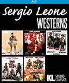 Sergio Leone Westerns - Five Film Collection [Blu-ray]