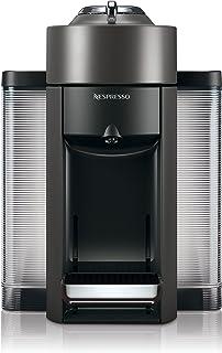 Nespresso by De'Longhi ENV135GY Coffee and Espresso Machine by De'Longhi, Graphite Metal