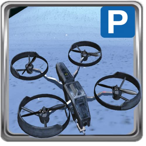 RC Quadcopter Park Simulator Bronze