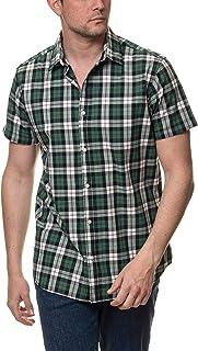 Jack & Jones Jorchad Shirt SS Camisa para Hombre