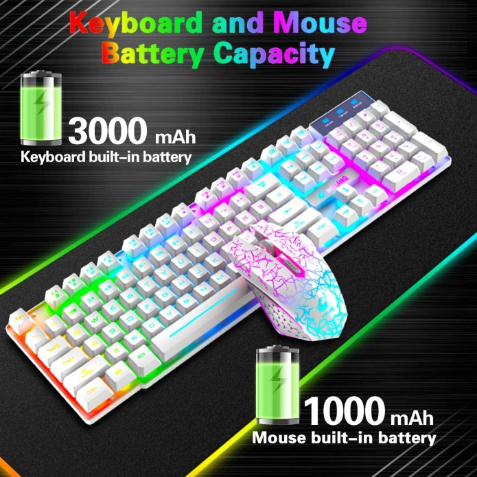 2400dpi 6 Buttons Optical Led Gaming Mouse Black Orange Free Gaming Mouse Pads T3 Wireless Keyboard Mouse Combo Orange Backlit 2 4g Rechargeable Mechanical Feel Ergonomic Gaming Keyboard Accessories Computers Accessories Cate Org