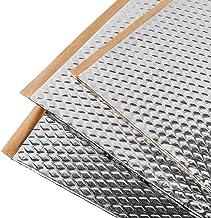 Noico 80 mil 36 sqft car Sound deadening mat, Butyl Automotive Sound Deadener, Audio..