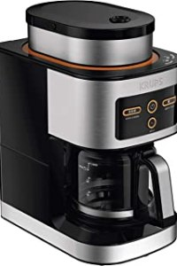 Best Coffee Maker With Burr Grinder of February 2021