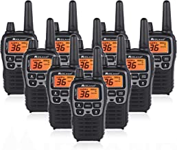 Midland T71VP3 36 Channel FRS Two-Way Radio – Up to 38 Mile Range Walkie Talkie..