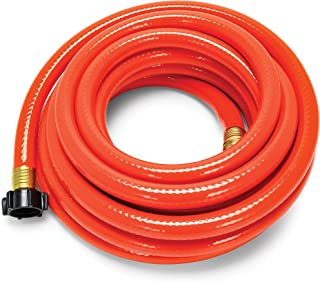 Camco 25ft RhinoFLEX Gray/Black Water Tank Clean Out Hose – Ideal For Flushing..
