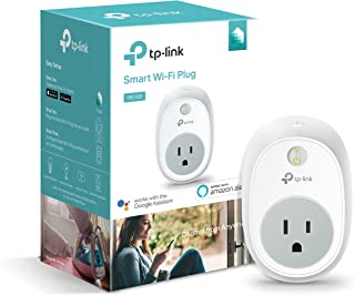 Kasa Smart Plug by TP-Link, Smart Home WiFi Outlet works with Alexa, Echo, Google Home..