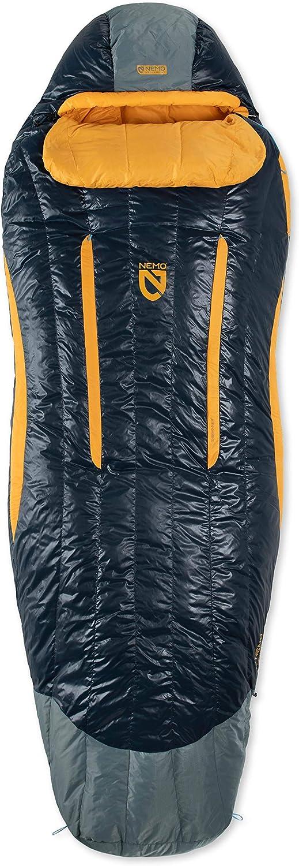 Nemo Disco Insulated Down Sleeping Bag (15 & 30 Degree) - Men's & Women's