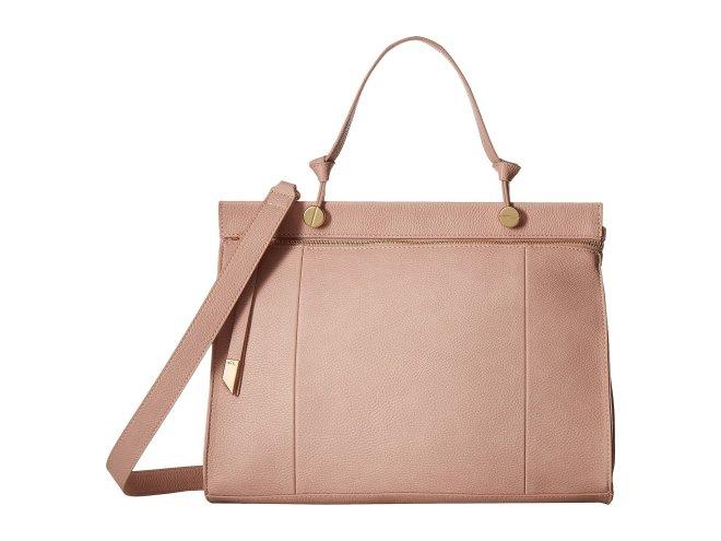 Foley & Corinna - Core Dione Satchel (Blush) Satchel Handbags