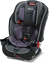 Graco SlimFit 3 in 1 Car Seat | Slim & Comfy Design Saves Space in Your Back Seat, Annabelle