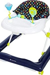 Baby Walker With Rubber Wheels of March 2021