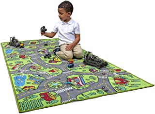 Kids Carpet Playmat City Life Extra Large Learn Have Fun Safe, Children's..