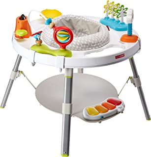 Skip Hop Explore and More Baby's View 3-Stage Interactive Activity Center,..