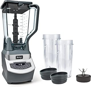 Ninja Professional Countertop Blender with 1100-Watt Base, 72 Oz Total Crushing Pitcher..