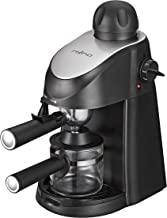 Miho CM-01A Espresso Machine 3.5 Bar Steam Cappuccino and Latte Maker with Milk Frother