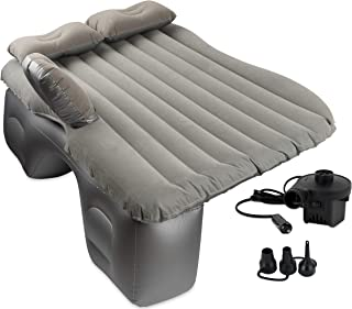 OLIVIA & AIDEN Inflatable Car Air Mattress with Pump (Portable) Travel, Camping,..
