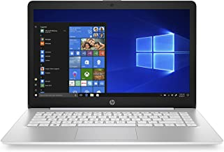 HP Stream 14-inch Laptop, AMD Dual-Core A4-9120E Processor, 4 GB SDRAM, 64 GB eMMC,..