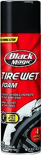 Black Magic 80002220 800002220 Tire Wet Foam, 18 oz.