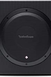 Best 10 Inch Subwoofer For The Money of October 2020