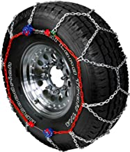 Peerless 0232805 Auto-Trac Light Truck/SUV Tire Traction Chain – Set of 2