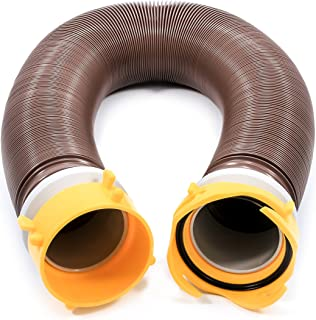 Camco 39639 Revolution 10' Sewer Hose Extension – Heavy Duty Design with Pre-..