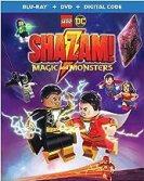 LEGO DC Shazam: Magic and Monsters (No Figurine) (Blu-ray/DVD)