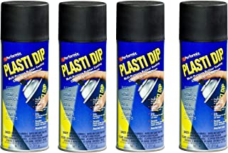 Plasti Dip 11203 Black Rubber Spray Wheel Kit