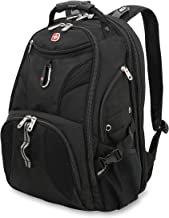 SWISSGEAR 1900 ScanSmart Laptop Backpack | Fits Most 17 Inch Laptops and Tablets | TSA..