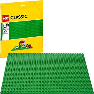 LEGO Classic Green Baseplate 2304 Supplement for Building, Playing, and Displaying LEGO..