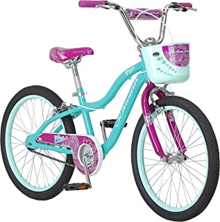 Schwinn Elm Girl's Bike Featuring SmartStart Frame to Fit Your Child's Proportions