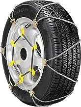 Security Chain Company SZ329 Shur Grip Super Z Passenger Car Tire Traction Chain – Set of 2