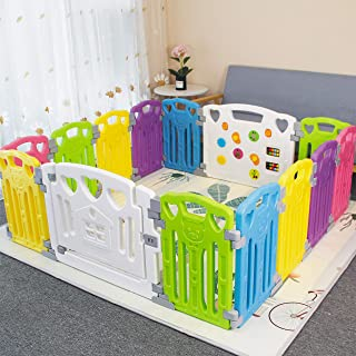 Baby Playpen Kids Activity Centre Safety Play Yard Home Indoor Outdoor New Pen..