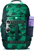 HP 15.6 Green Odyssey Backpack (5WK94AA)
