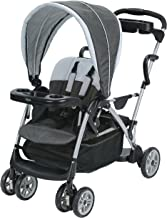 Graco Roomfor2 Stand and Ride Stroller | Lightweight Double Stroller with Toddler..