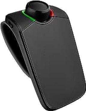 Parrot MINIKIT Neo2 HD - Auriculares manos libres Bluetooth (activación mediante voz), Negro español