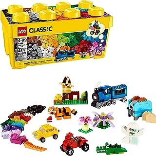 LEGO Classic Medium Creative Brick Box 10696 Building Toys for Creative Play; Kids..