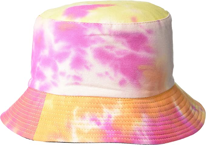 pink dip dye bucket hats amazon cool hipster