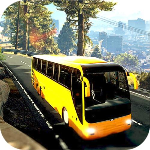 City Coach Bus Driver Simulator 2019: Next-Gen City Bus Pick & Drop Services